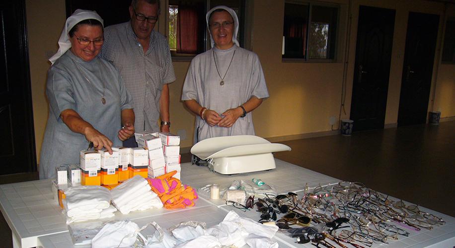 Col·laboració amb el CREN ( Centre de Recuperació i d 'Educació Nutricional de Velingara)
